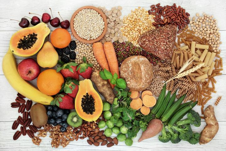 I dieci alimenti più ricchi di fibre