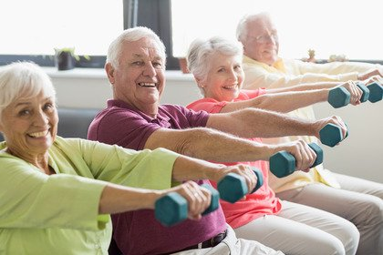 Non è mai troppo tardi per iniziare a fare sport