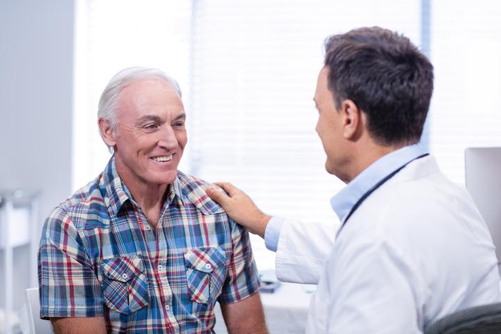 trattamento della prostata di stadio 2