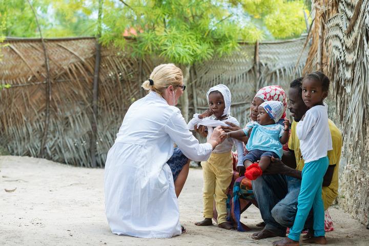 Vaccini: 1,5 milioni di bambini muore perché non può accedervi