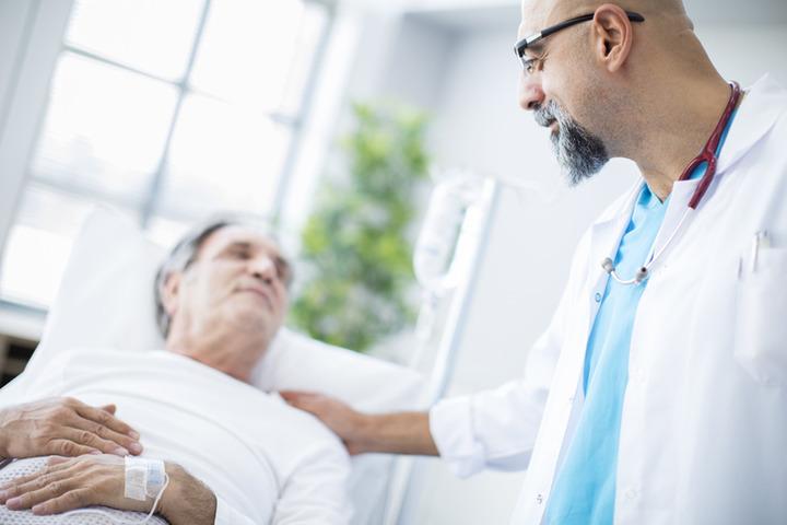 mungitura della prostata con la mano