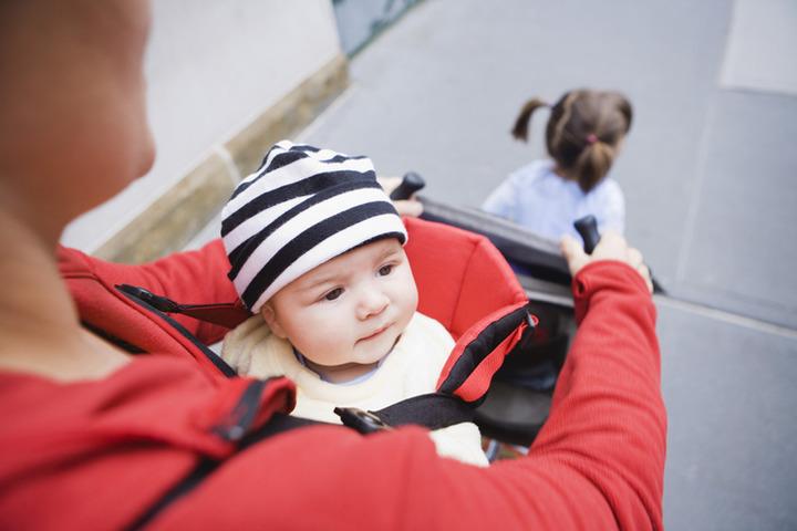 I bambini vaccinati sono più sani e si ammalano di meno