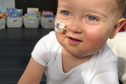 Funziona lo «speciale» trapianto di midollo per il piccolo Alessandro
