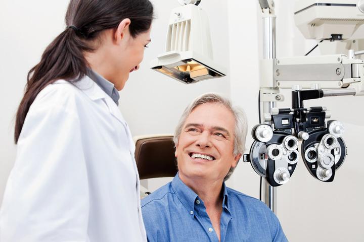 Controlli gratis perché il diabete non rubi la vista