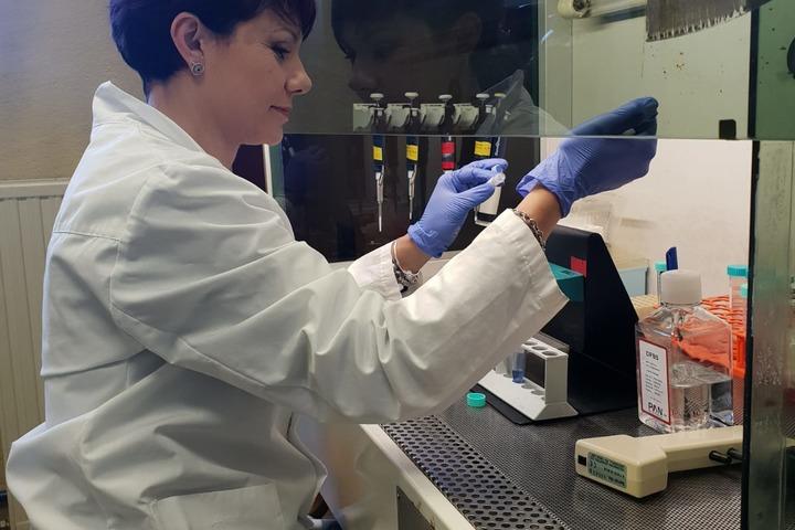 «La mia ricerca per curare i bambini colpiti da un rabdomiosarcoma»