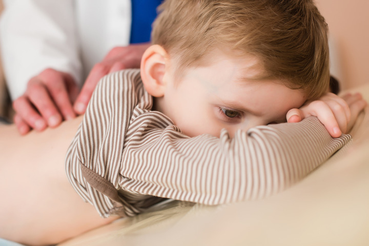 Anche i bambini soffrono di reumatismi