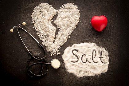 Sale: meno di 5 grammi al giorno per proteggere il cuore