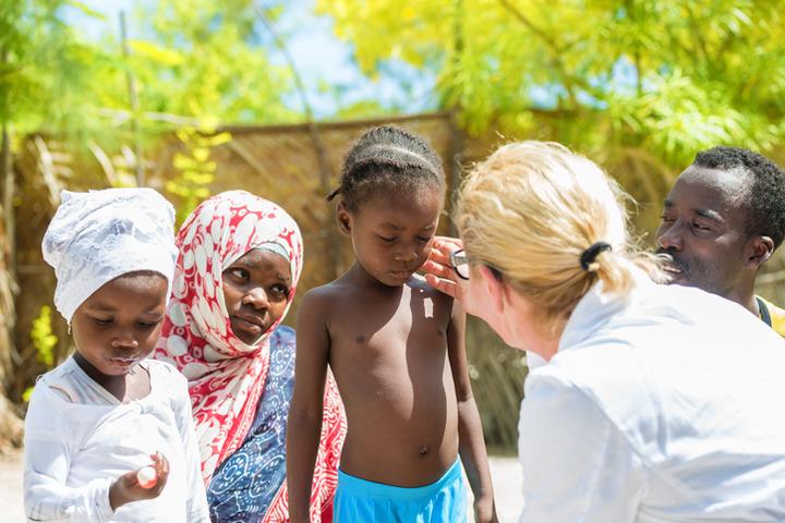 Malaria: il primo vaccino alla prova dei bambini del Malawi
