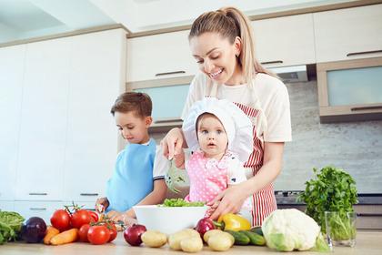 Cosa dovrebbe mangiare un bambino di un anno?
