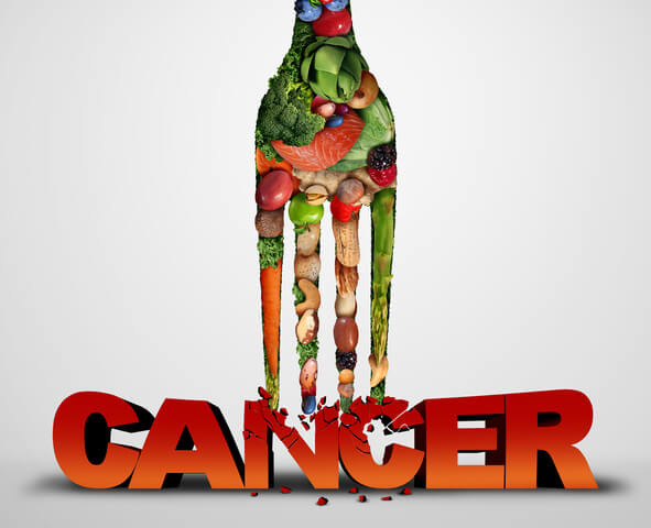 Alimentazione: quanto incide sul rischio di ammalarsi di cancro?