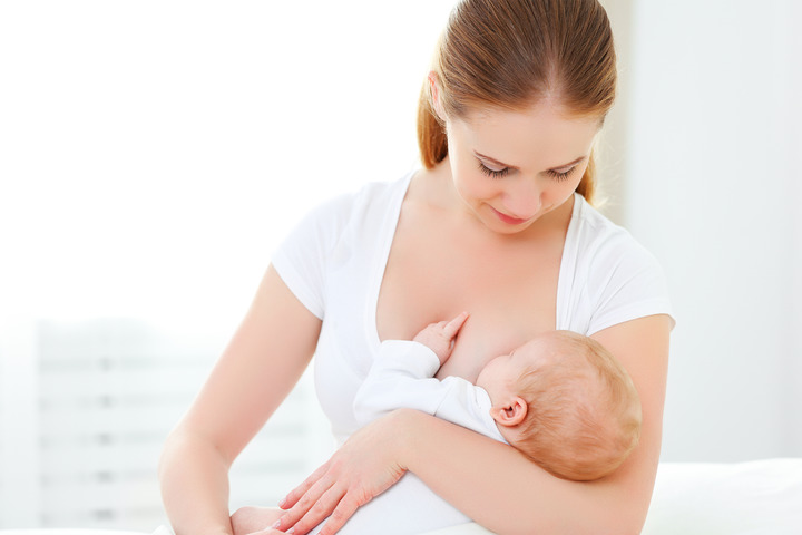 lalimentazione della mamma che allatta