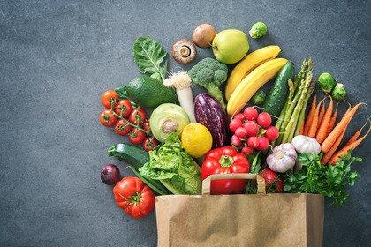 Ictus e infarti più frequenti se si mangiano poca frutta e verdura