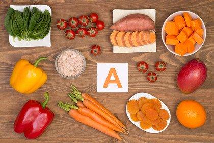 Meno rischi di tumore della pelle per chi ha una dieta ricca di vitamina A?