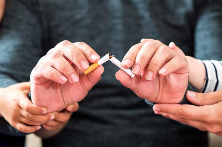 Come si riduce il rischio di avere un tumore smettendo di fumare?