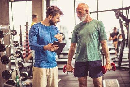 Tumore della prostata: l'esercizio fisico è importante durante la terapia ormonale