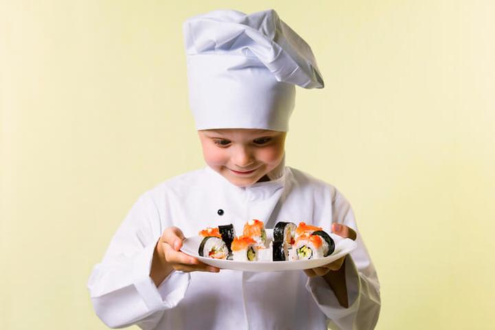 I bambini possono mangiare il sushi?