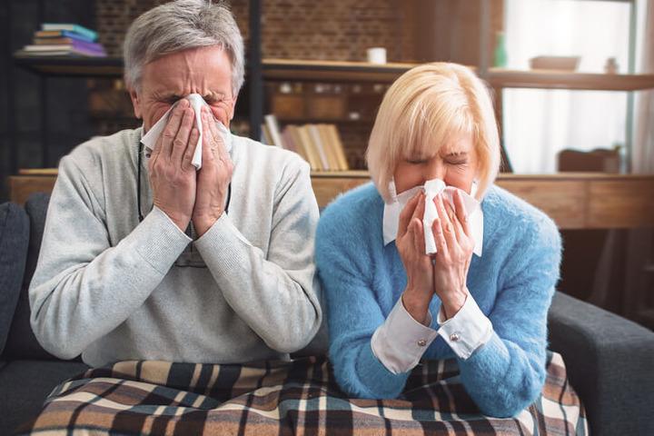 Influenza: decessi in aumento (soprattutto) tra gli anziani