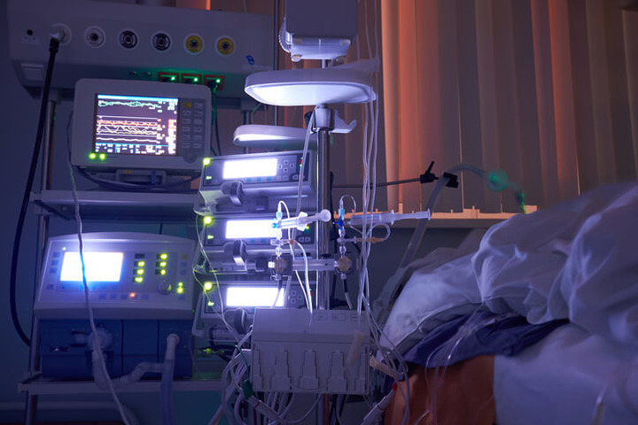 Quanti sono e come funzionano i reparti di terapia intensiva?
