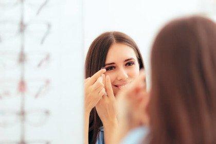 Coronavirus: le lenti a contatto possono essere veicolo di contagio?