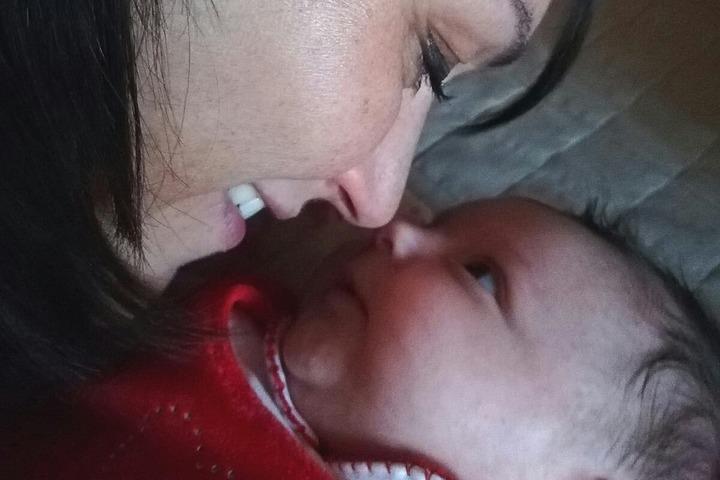 Un figlio dopo il tumore al seno: «Così mi sono ripresa la vita»