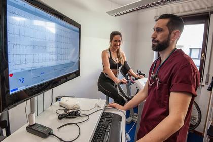 Cuore: i controlli da eseguire per fare sport ad alta intensità
