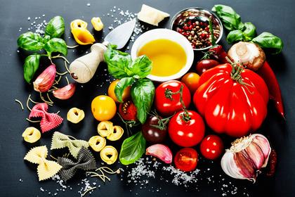 Calcoli renali più «lontani» con la dieta mediterranea