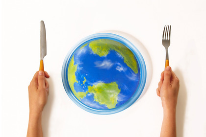 Qual è il legame tra la dieta dell'uomo e la sostenibilità ambientale?