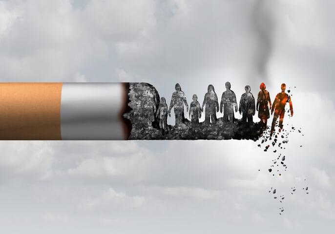 Fumo e inquinamento atmosferico: analogie e differenze