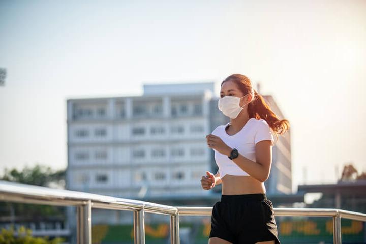 Ipertensione: sport efficace anche se si vive in un luogo inquinato