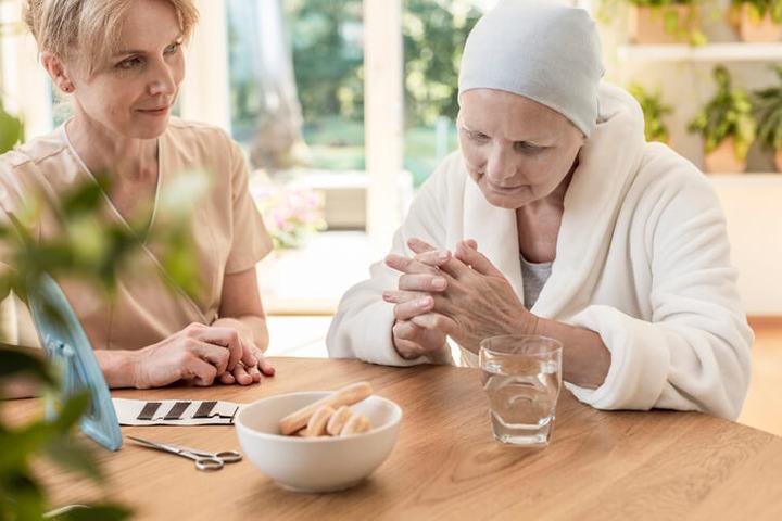 I consigli per mangiare bene durante le cure oncologiche
