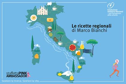 La prevenzione corre per l'Italia: le ricette di Marco Bianchi