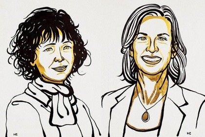 Editing del genoma: il Nobel per la chimica alle pioniere di CRISPR/Cas9