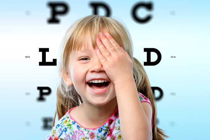 Dalle lenti multifocali una prospettiva per la miopia dei bambini