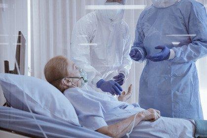 Covid-19: oltre 1 paziente su 2 è a rischio malnutrizione