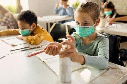 Bimbi e mascherine: a scuola può essere richiesto l'uso della FFP2?