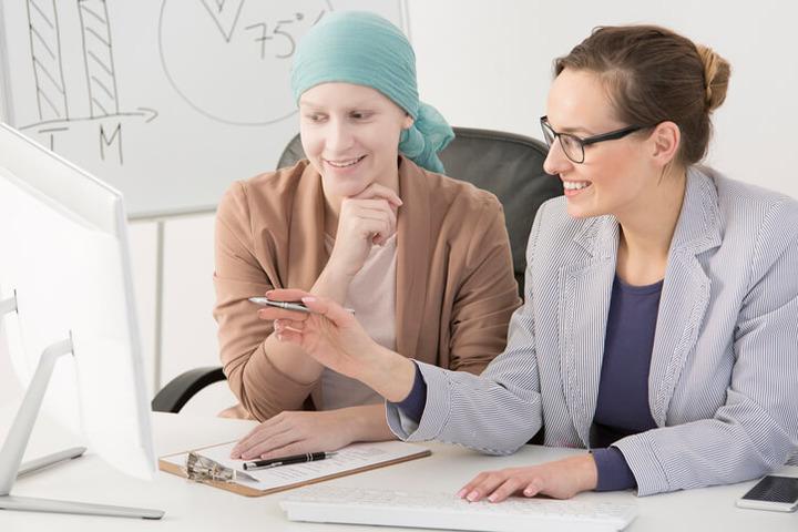 Come comportarsi al lavoro dopo una diagnosi di cancro?