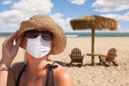 Estate e mascherine: un vademecum per favorire la «convivenza»