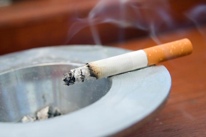 Nelle sigarette sono contenute sostanze radioattive?