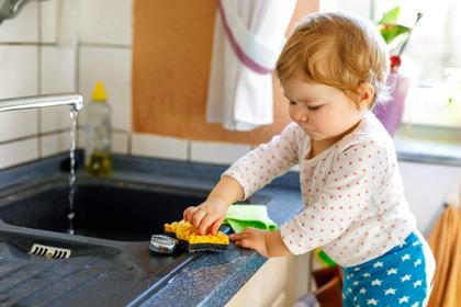 No, l'igiene in casa non danneggia le difese immunitarie