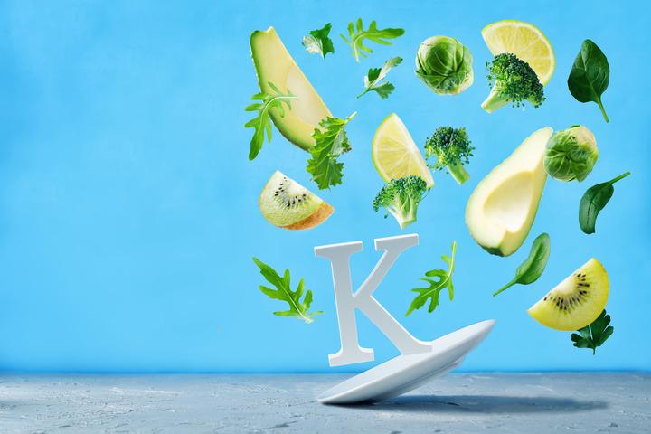La vitamina K è utile per la salute delle ossa?