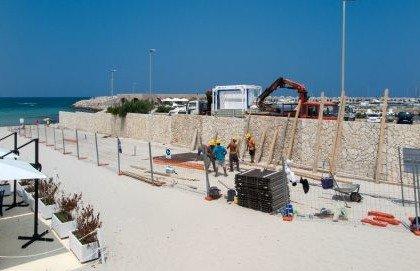 Nel Salento nasce la prima spiaggia per i malati di Sla