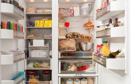 Alimenti in frigorifero: istruzioni per l'uso