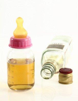 Attente all'alcol in gravidanza