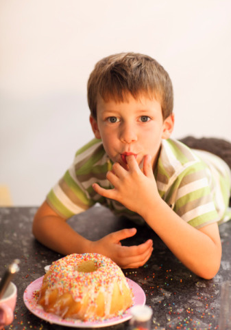 Come i bambini possono dare un calcio al diabete