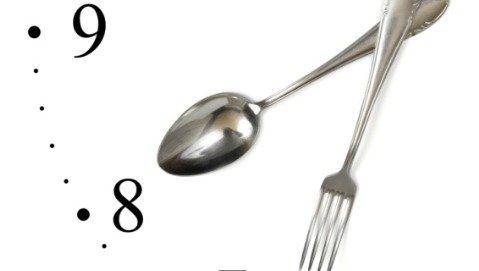 La cronodieta: non è importante solo cosa e quanto si mangia, ma quando