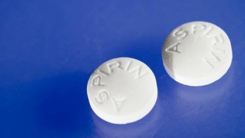 Nuovo studio sull'aspirina antitumore