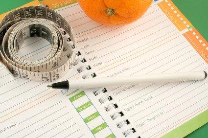 Per dimagrire tieni un diario della tua dieta