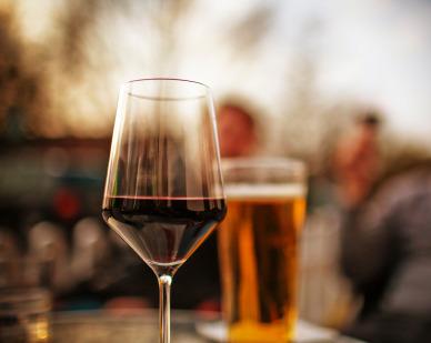 Quanto bere? Te lo dicono le unità alcoliche