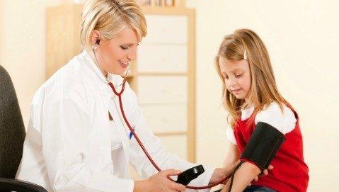 Si può essere ipertesi in età infantile?