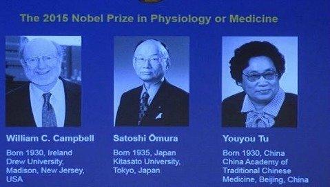 Lotta ai parassiti e alla malaria: ecco i Nobel 2015